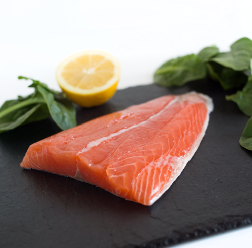 Salmon Tail Fillets Scotland Fresh Scottish Salmon Tails